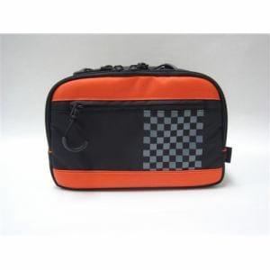 TSC ACB-301BK/OR アクションカメラバッグ   ブラック/オレンジ