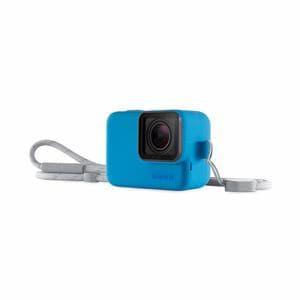 GoPro(ゴープロ) ACSST-003 スリーブ+ランヤード ブルー