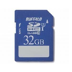 BUFFALO SDHC32GB UHS-1 RSDC32GUA