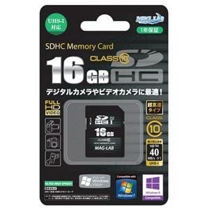 KICKER SDHCカード UHS-1 YMLSDH16GCL10UIJP