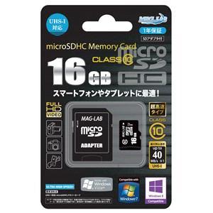 KICKER MICROSDHCカード U YMLMCSDH16GCL10UIJP