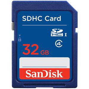 SanDisk SDHCカード CLASS4 (32GB) SDSDB-032G-J35U