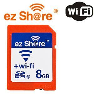 磁気研究所 ez Share Wifi機能付き SDHCカード Class10 8GB MLEZSDHC8GBCL10JP