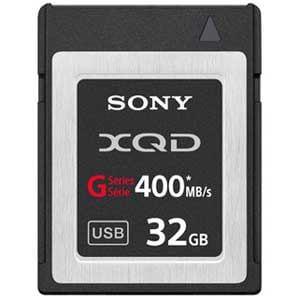 SONY XQDメモリーカード Gシリーズ 32GB QD-G32A