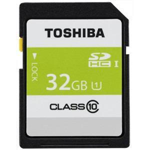 東芝 高速SDHC UHS-Iメモリカード Class10対応 32GB SDAR40N32G