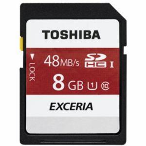東芝 UHS-I Class10対応SDHCメモリカード (8GB) SD-FU008G