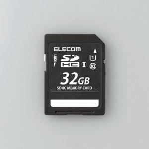 エレコム MF-DSD032GUL SDHCメモリカード(UHS-I対応) 32GB