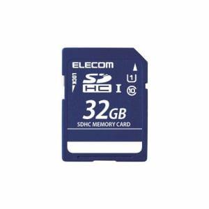 エレコム MF-DSD032GU11R  SDHCメモリカード(UHS-I 対応)