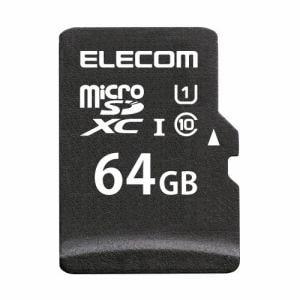 エレコム MF-DMR064GU11R  microSDHCメモリカード(UHS-I対応)