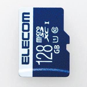 エレコム MF-MS128GU11R データ復旧microSDXCカード(UHS-I U1) 128GB