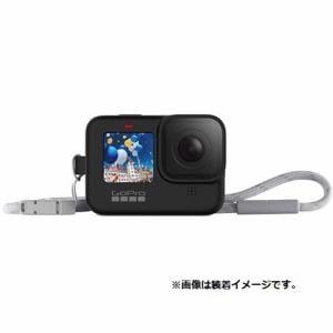 ゴープロ ADSST-001 スリーブ+ランヤード HERO9 Black用 ブラック