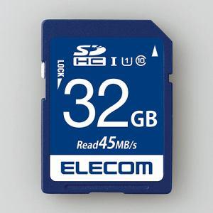エレコム MF-FS032GU11R データ復旧SDHCカード(UHS-I U1) 32GB