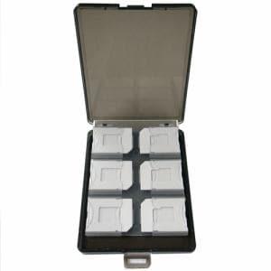 磁気研究所 HD-MCCASE12BK SD/microSDメモリーカード収納ケース 12枚用