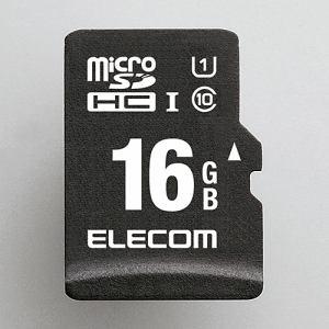 エレコム MF-CAMR016GU11A ドラレコ/カーナビ向け 車載用microSDHCメモリカード 16GB