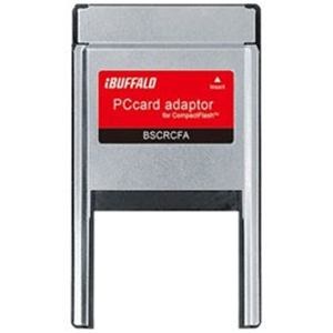 バッファロー BSCRCFA CFカード専用 PCカードアダプター