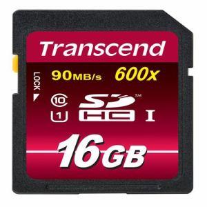 トランセンド・ジャパン SDHC 16GB class10 TS16GSDHC10U1 TS16GSDHC10U1