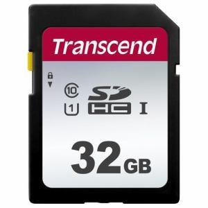 トランセンド・ジャパン 32GB UHS-I U1 SD Card TS32GSDC300S TS32GSDC300S