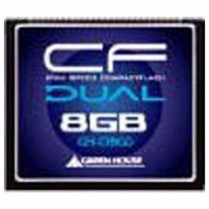 エレコム GH-CF8GD GH-CF*Dシリーズ コンパクトフラッシュ 8GB