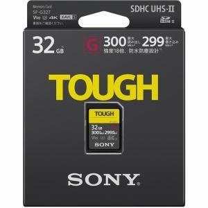 SONY SF-G32T 32GB SDXC UHS-II メモリーカード Class10