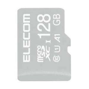 エレコム MF-TM128GU11IKA MicroSDXCカード/IKARUS付/UHS-I U1 128GB