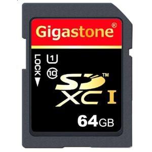 ギガストーン GJSX/64U ハイスピードUHS-I SDXCカード 64GB
