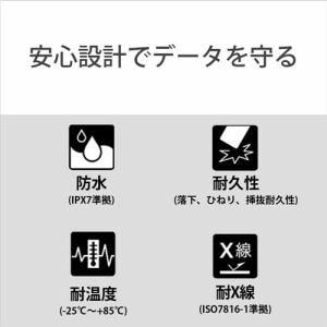ソニー SF-E64 SDXC UHS-II メモリーカード Class10 ソニーハイエンドSDカードシリーズ 64GB