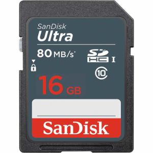 サンディスク サンディスク ウルトラ SDHC UHS-Iカード16GB SDSDUNC-016G-J01