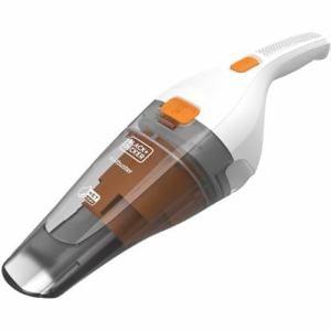 ブラック&デッカー WDC215O 乾湿両用リチウムダストバスター オレンジ