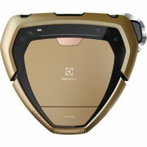 エレクトロラックス PI92-6DGM ロボット掃除機 PUREi9.2(ピュア・アイ・ナイン 2) ダークゴールド