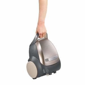 掃除機 パナソニック 紙パック式 MC-PK21G-N 紙パック式掃除機 シャンパンゴールド 掃除機