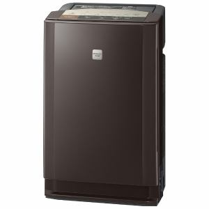 日立 EP-LV1000-T PM2.5対応除加湿空気清浄機 「ステンレス・クリーン クリエア」(空気清浄:~31畳/加湿:~14畳/除湿:~16畳) ブラウン
