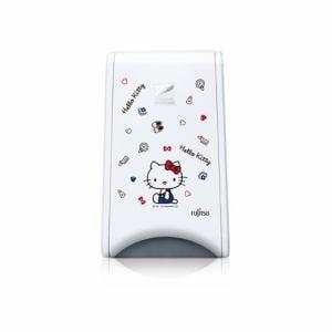 富士通ゼネラル ヤマダ電機オリジナルモデル 脱臭器・芳香器 「ハローキティデザイン」 DAS-156KT