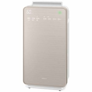日立 EPNVG110-N 加湿空気清浄機 「自動おそうじ クリエア」(空清48畳まで/加湿30畳まで) シャンパンゴールド