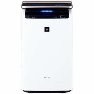 シャープ KI-JP100-W プラズマクラスターNEXT搭載 加湿空気清浄機(空清46畳まで/加湿26畳まで)ホワイト系