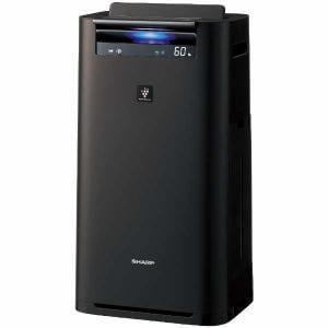 シャープ KI-JS50-H プラズマクラスター25000搭載 加湿空気清浄機(空清23畳まで/加湿15畳まで) グレー系