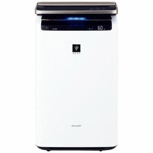 シャープ KI-LP100-W 加湿空気清浄機 (空清46畳まで/加湿41畳まで) ホワイト系