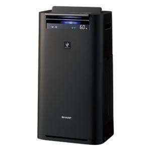 シャープ KI-LS50-H 加湿空気清浄機 (空清23畳まで/加湿22畳まで) グレー系