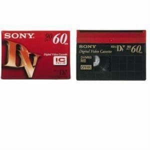 SONY デジタルテープ DVM60RM3
