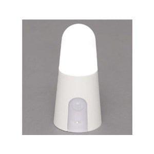 アイリスオーヤマ 乾電池式屋内センサーライト スタンドタイプ 昼白色 ホワイト BSL40SN-W