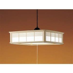 コイズミ LED和風ペンダントライト 昼光色 (8畳) BP15773P