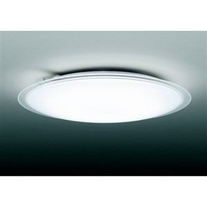東芝 リモコン付LEDシーリングライト (~8畳) 調光・調色 LEDH94203Y-LC