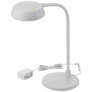 エレコム LEC-SG03WH 学童用LEDデスクライト ホワイト