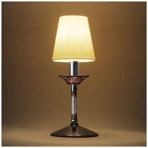 オリンピア照明 KRI001R 切子スタンドライト 赤