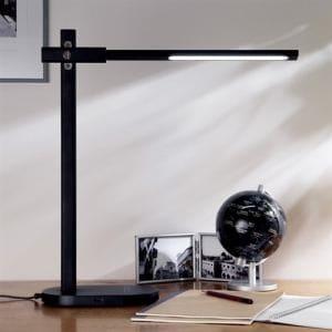 オリンピア照明 GS1705BK LEDツインリフラクションランプ 黒