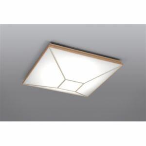 日立 LEC-CH802CJ LED和風シーリングライト(~8畳) カチット式 高級和風木枠シリーズ