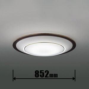 コイズミ BH16727CK LEDシーリングライト(カチット式)