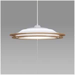 日立 LEP-AA802E LED和風ペンダントライト 「桐シリーズ」(~8畳) 昼光色