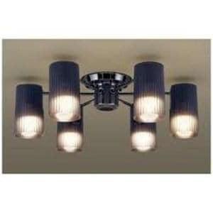 パナソニック LGB57671K LEDシャンデリア 天井直付型 LED(電球色) シャンデリア 60形電球6灯器具相当