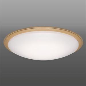 タキズミ GX60087 LEDシーリングライト 調光 調色 木枠付き 6畳用 リモコン付き