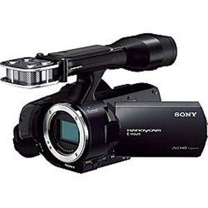 SONY レンズ交換式デジタルHDビデオカメラレコーダー NEX-VG30B